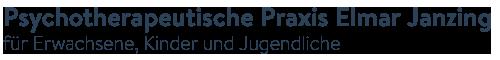 Psychotherapeutische Praxis Elmar Janzing